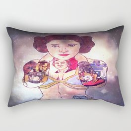 Leia Rectangular Pillow