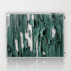 Green Paint III Laptop & iPad Skin