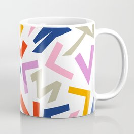 Geometric Patterns II Coffee Mug