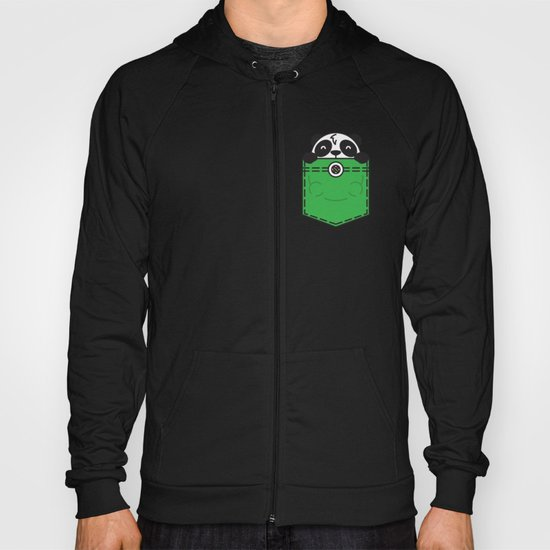 Pocket Panda Hoody
