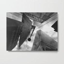 Vertigo Metal Print