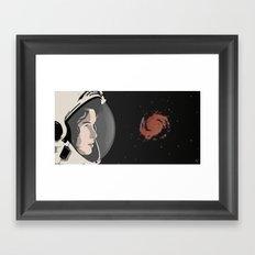 Complex Humans Framed Art Print
