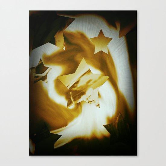 Starburst Canvas Print