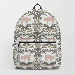 pig damask Backpack
