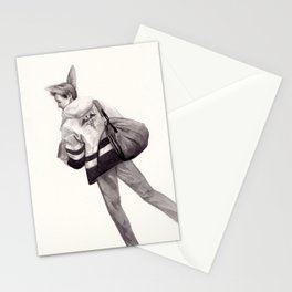 Mailman of the Gods Stationery Cards