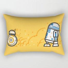 Go Faster!!! Rectangular Pillow
