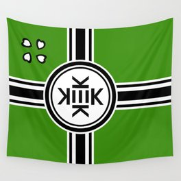 Kekistan Flag Wall Tapestry