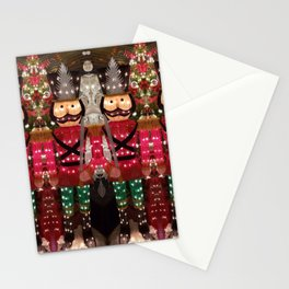 March of the Wooden Soldiers Stationery Cards