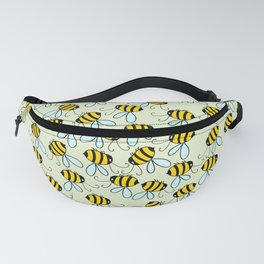 Bumble Bees of Summer Fanny Pack