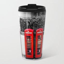 London Phonebooths Travel Mug