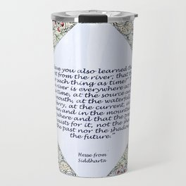 Words from the wise Travel Mug
