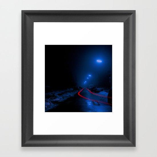 Nocturne Framed Art Print