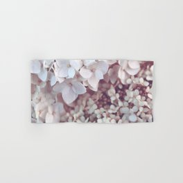 Flower photography by Olesia Misty Hand & Bath Towel