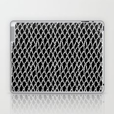 Net Black Laptop & iPad Skin
