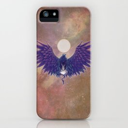 The Littlest Creature and the Legend of the Moonchild iPhone Case