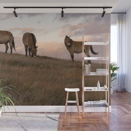 horse by Lightscape Wall Mural
