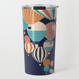 Balloons Travel Mug