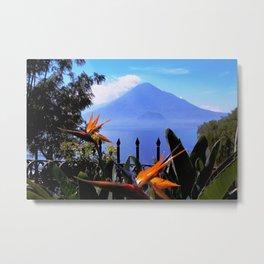 Lago Atitlan, Guatemala Metal Print