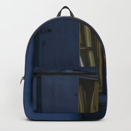 Hotel crooked house Fischer quarter Ulm Backpack