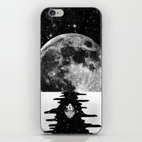 journey iPhone & iPod Skins featuring Endless Journey by Zach Terrell