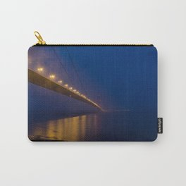 Humber bridge twilight Carry-All Pouch