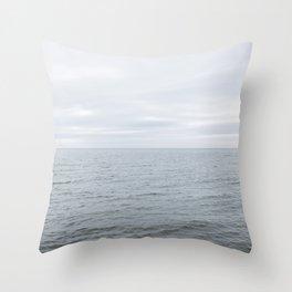 Nantucket Sound #03 Throw Pillow
