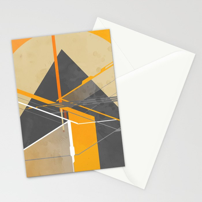 Pyramid Gyza Stationery Cards
