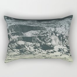 craterscape Rectangular Pillow