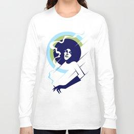 Retropolitan (cool) Long Sleeve T-shirt