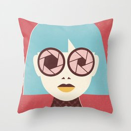 20/20 (1980s) Throw Pillow