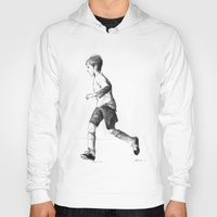 soccer Hoodies featuring Soccer sketch by Pato