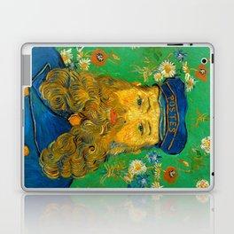 Vincent van Gogh - Portrait of Postman Laptop & iPad Skin