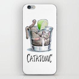 Catatonic iPhone Skin
