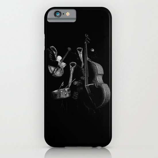 The Invisibles iPhone & iPod Case