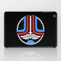 league iPad Cases featuring Star League by Adrian Sipe
