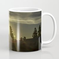 airplanes Mugs featuring Airplanes & Sunshine  by Liese May Photography