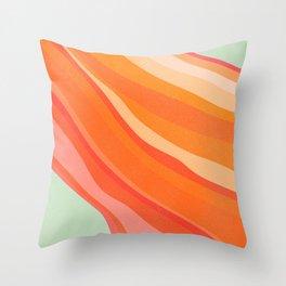 heatwave 2 Throw Pillow