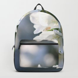 Healing Hawthorn Flowers Backpack