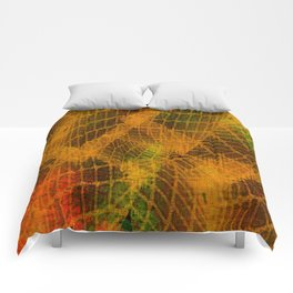 Abstract Texture 2014-12-13 Comforters