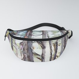 Whispering Pines Fanny Pack