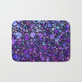 Purple Appetite Bath Mat