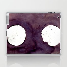 one and one Laptop & iPad Skin