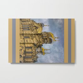 Church of the Assumption of the Blessed Virgin Mary - St. Petersburg Metal Print