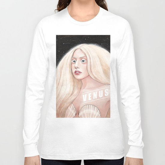 Take Me To Your Venus Long Sleeve T-shirt