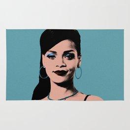 Rihanna Pop Art Rug