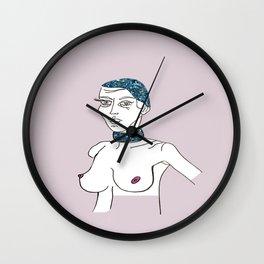 CLÉO Wall Clock
