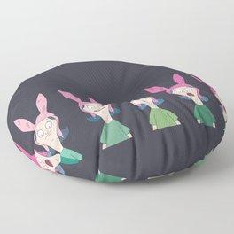 5 X Louise Belcher Floor Pillow