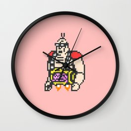 Let's Bounce Wall Clock
