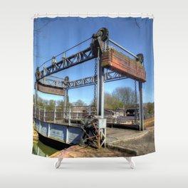 Lift Bridge Shower Curtain