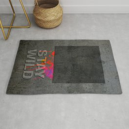 Stay Wild .12 Rug